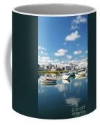 An Idyllic Boating Day Coffee Mug