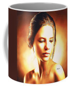 Anastasia Portrait Coffee Mug