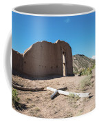 Ancient Cross Of Saint Rose Coffee Mug