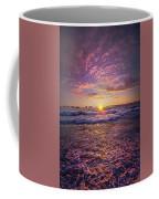 And Then Begin Again Coffee Mug by Phil Koch
