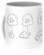 Animal Thoughts Coffee Mug