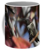 Anna In Autumn Coffee Mug