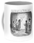 Another Day In The Splenda Mines Coffee Mug