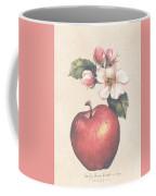Apple And Blossoms Coffee Mug