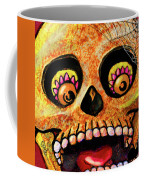 Aranas Sugarskull Of Spiders Coffee Mug