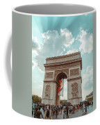 Arc De Triomphe - World Cup 2018 Coffee Mug