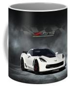 Arctic White Z06 Coffee Mug