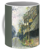 Argenta This Is Not Alices Restaurant Coffee Mug