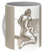 Ariana Coffee Mug by Judith Kunzle