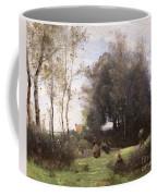 Arleux-palluel The Bridge Of Trysts Coffee Mug