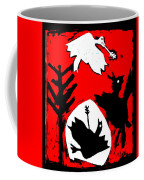 Arrow Shot Bird Coffee Mug