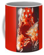 Art Deco Bug Coffee Mug