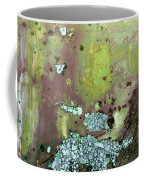 Art Print Abstract 33 Coffee Mug by Harry Gruenert