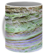 Art Print Cliff 16 Coffee Mug by Harry Gruenert