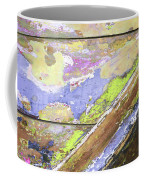 Art Print Patina 56 Coffee Mug by Harry Gruenert