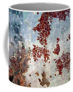 Art Print Patina 58 Coffee Mug by Harry Gruenert