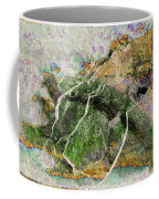 Art Print Rust 8 Coffee Mug by Harry Gruenert