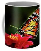 Artistic Monarch Coffee Mug