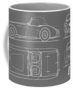 The Austin-healey 100 Coffee Mug