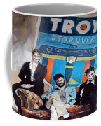 Troy Stopover Coffee Mug