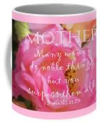 Roses - Verse Coffee Mug