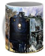 Up 844 Movin' On - Artistic Coffee Mug