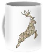 Reindeer - Holiday - North Pole Coffee Mug