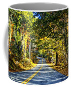 Autumn Paved Coffee Mug