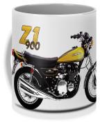 Kawasaki Z1 Coffee Mug