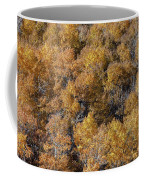 Aspen Autumn Leaves Coffee Mug