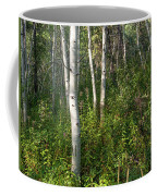 Aspen Solitude Coffee Mug