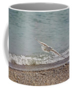 At Shores Edge Coffee Mug by Kim Hojnacki