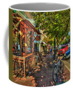 College Town Athens Georgia Downtown Uga Athens Georgia Art Coffee Mug