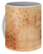 Atlantic Codex - Codex Atlanticus, F 33 Recto Coffee Mug