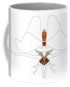 Atlas Moth1 Coffee Mug