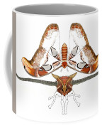 Atlas Moth2 Coffee Mug