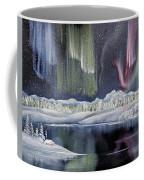 Aurora Borealis Coffee Mug by Deleas Kilgore