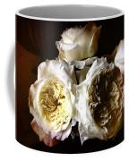 Austin Roses Notan Coffee Mug