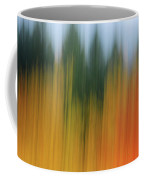Autumn And Evergreen Coffee Mug