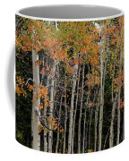 Autumn As The Seasons Change Coffee Mug