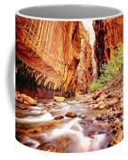 Autumn Flow Coffee Mug by Scott Kemper