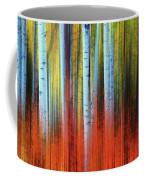 Autumn In Color Coffee Mug by John De Bord