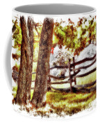 Autumn In Doughton Ap Coffee Mug