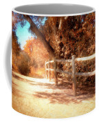 Autumn Oil Painting Coffee Mug by Alison Frank