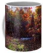Autumn Starburst Coffee Mug