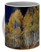 Autumn Walk In The Woods Coffee Mug