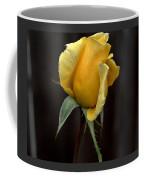 Autumn Yellow Rose Coffee Mug