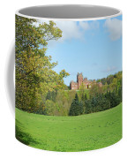 Ayton Castle From South, Berwickshire Coffee Mug