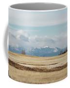 Azure Elevator Coffee Mug by Brad Allen Fine Art