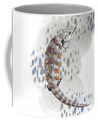 B Is For Blue Tongue Lizard Coffee Mug